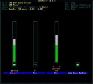 команды, убунту, настройка, установка, сервер, server, ubuntu, сервер, звук, mocp, alsa, alsamixer